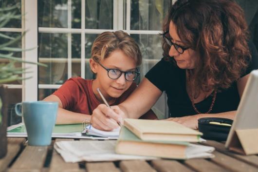 Top 10 tips for homeschooling children or teenagers