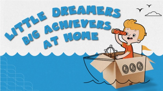 Little Dreamers Big Achievers: At Home Podcast Series!