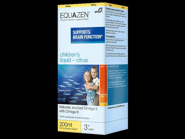 Equazen® Children's Liquid