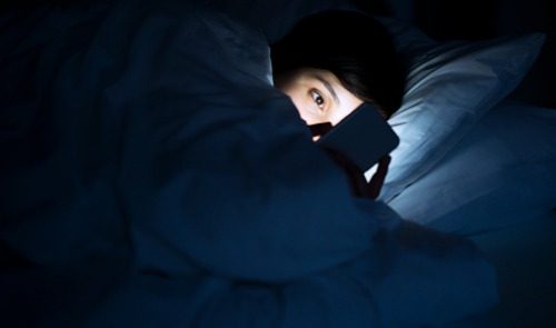 Artificial Light Versus Natural Sleep