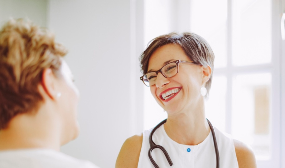 Finding your trusted healthcare professional