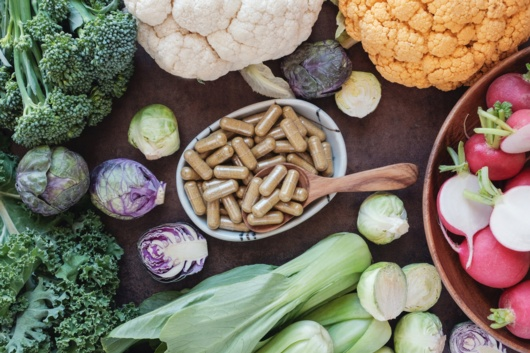 Managing Cholesterol through Diet and Fibre Supplements